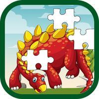 Dinosaur Jigsaw Puzzle Games