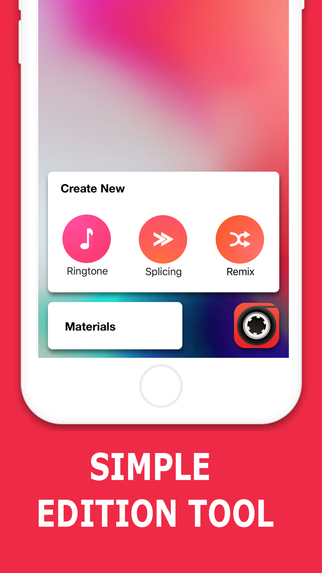 Audio Editor - Music Mixer App for iPhone - Free Download Audio