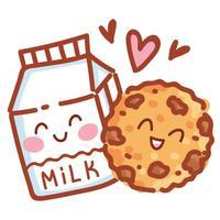 Cookies Milk & Coffee love