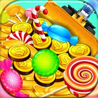 """ A Coin Dozer Smash Fever Free - Best Carnival Game!"