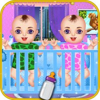 Newborn Twins Baby Care - Kids Games for Girls