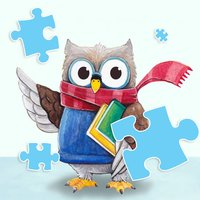 Owl Jigsaw Puzzle Learning
