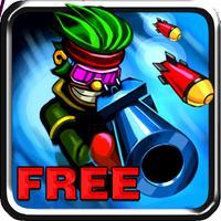 A JetBoard Commandos Winged Heros Vs Lava Men Free Racing Game