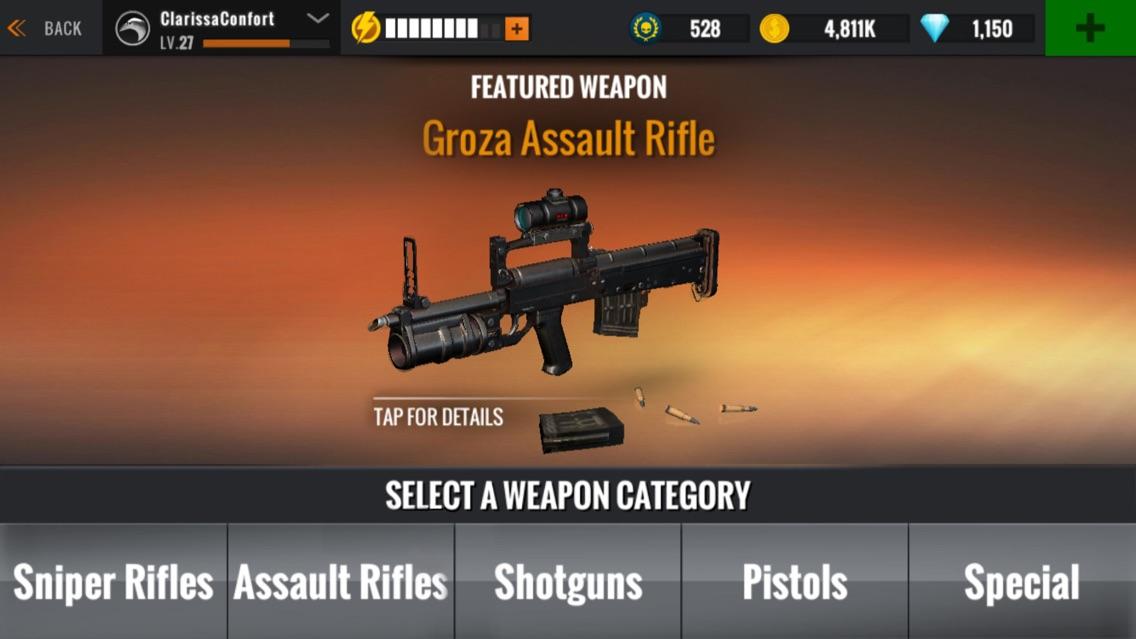 Sniper 3D Assassin: Gun Games App for iPhone - Free Download