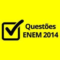 Questões ENEM 2014