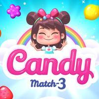 Pink Candy Match 3