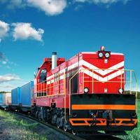 Cargo Train Simulator 3D