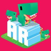 Unstoppable Rex: AR Saga