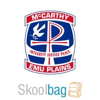 McCarthy College Emu Plains - Skoolbag