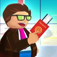 Idle Passport Tycoon