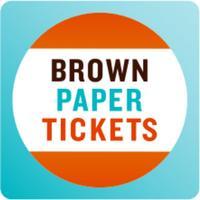 Brown Paper Tickets Scanner