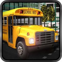 School Bus Drive Simulator 3D