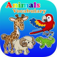 Kids Learn Vocabulary Animals Puzzle