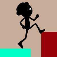 Stick City Jump - Stickman Journey to save Life