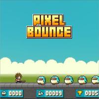 Pixel Bounce heroes Sword Survival Free Game