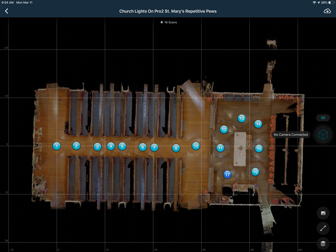 Matterport Capture App for iPhone - Free Download Matterport