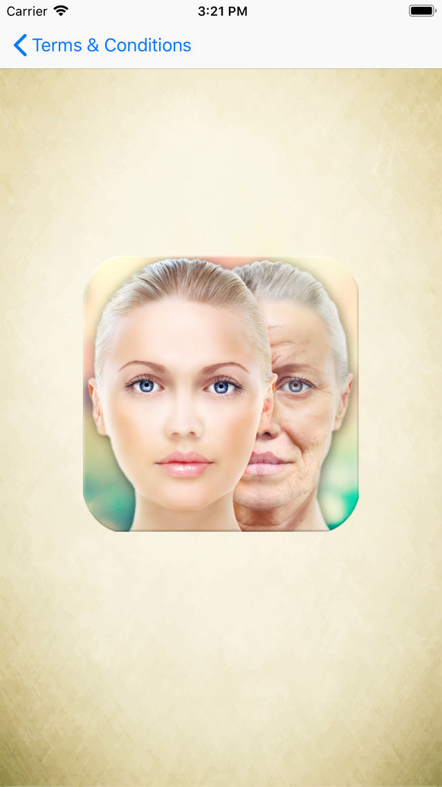 Age Face Make Me Old App for iPhone - Free Download Age Face