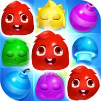 Rescue monster pop - Jelly pet match 3 puzzle