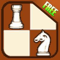 204 8 Bit Retro Chess Battle Tactical Puzzle - Free