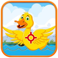 Duck Shooting Championship - Shoot Down the Moving Goose and Water Fowls in Fun 2D Shooting Game