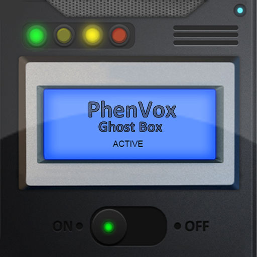 PhenVox Ghost Box App for iPhone - Free Download PhenVox