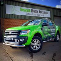 Newark Motor Auctions