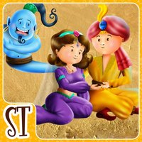Aladdin and the Magical Lamp for children by Story Time