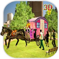 Horse Carriage 2016 Transport Simulator – Real City Horse Cart Driving Adventure