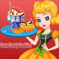 العاب طبخ الحلوى بالذرة