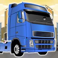 Truck Builder Racing Simulator