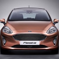 Specs for Ford Fiesta VIII 2017 edition