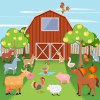 Farm Animal Sounds!