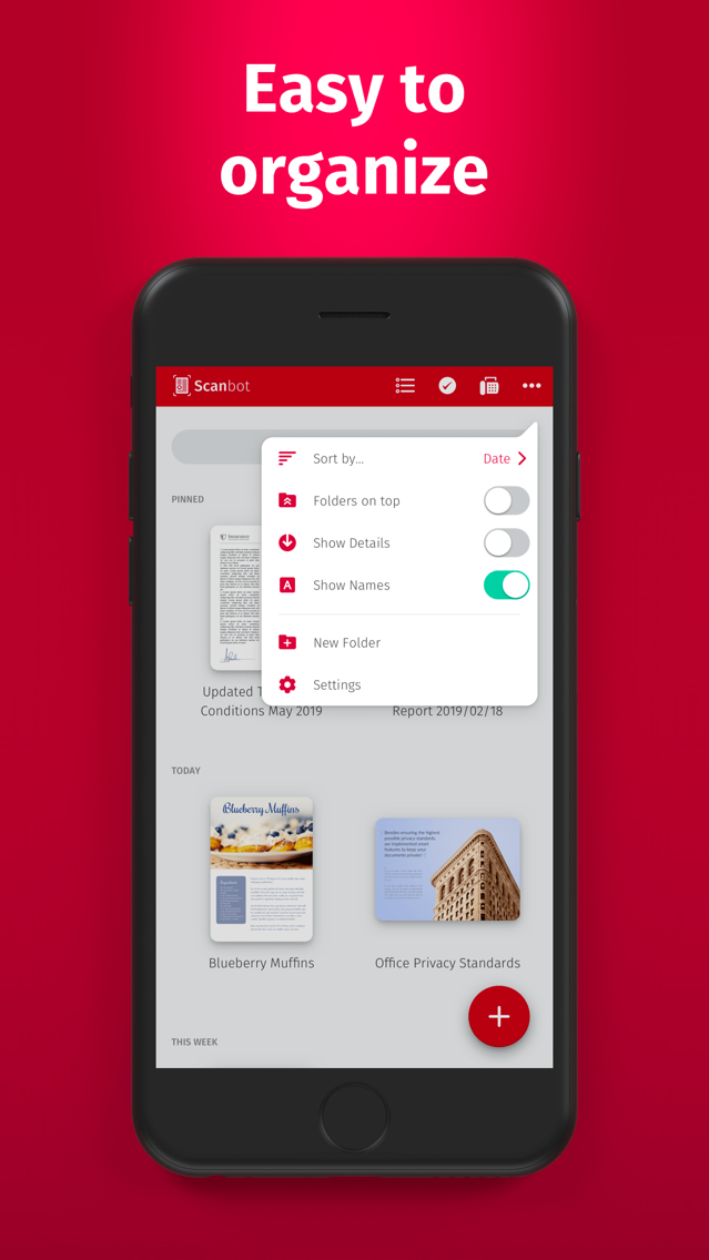 Scanbot Pro App for iPhone - Free Download Scanbot Pro for