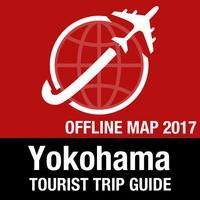Yokohama Tourist Guide + Offline Map