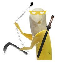 Banana Ninja & Banana Samurai