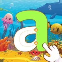 Learn Alphabet and ABC Writing