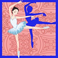 Animated Ballet Puzzle For Kids And Babies! Learn Shapes