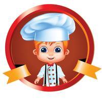 الطباخ والطاهي العربي الصغير لبنات واولاد الروضه