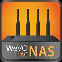 WeVO 11AC NAS Router