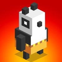 Blocky Panda - Don't Tap Wrong Tiles 3