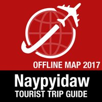 Naypyidaw Tourist Guide + Offline Map