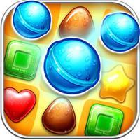 Sugar Splash Heroes - 3 match puzzle bust game