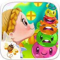 Funny Jelly Sweet Charm Pop Paradise - Delicious Match 3 Adventure Puzzle Game