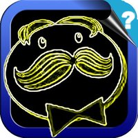 Guess The Logo Quiz - Neon Style Game - FREE VERSION
