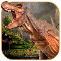 Dinosaur Hunt : Jurassic Savanna Craft