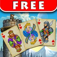 Tower of 21 Card Game FREE