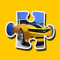 Bumble : Jigsaw Car