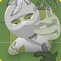 Angry Jungle Ninja: Sonic Power VS Black Plague Nin 2