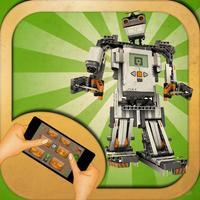 RoboRemote Humanoid - NXT Alpha Rex Remote
