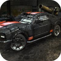 Hunting Shootcar Games 3D